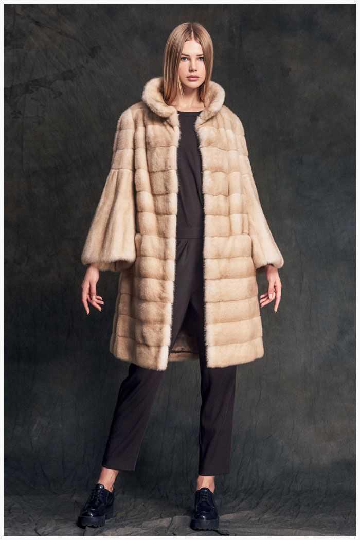Самые модные модели норковых шуб зимой 2020-2021