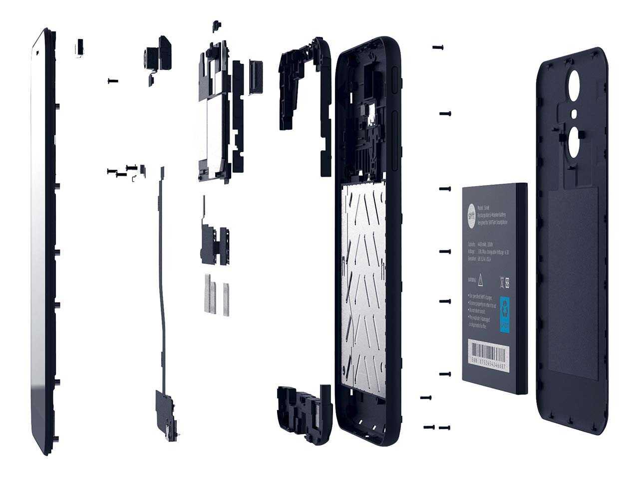 Самые ремонтопригодные смартфоны, которые можно купить в 2020 году