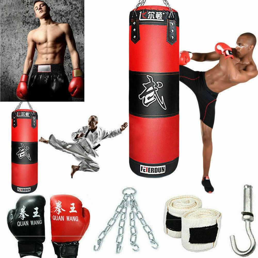 Как выбрать боксёрский мешок для дома: по весу и росту