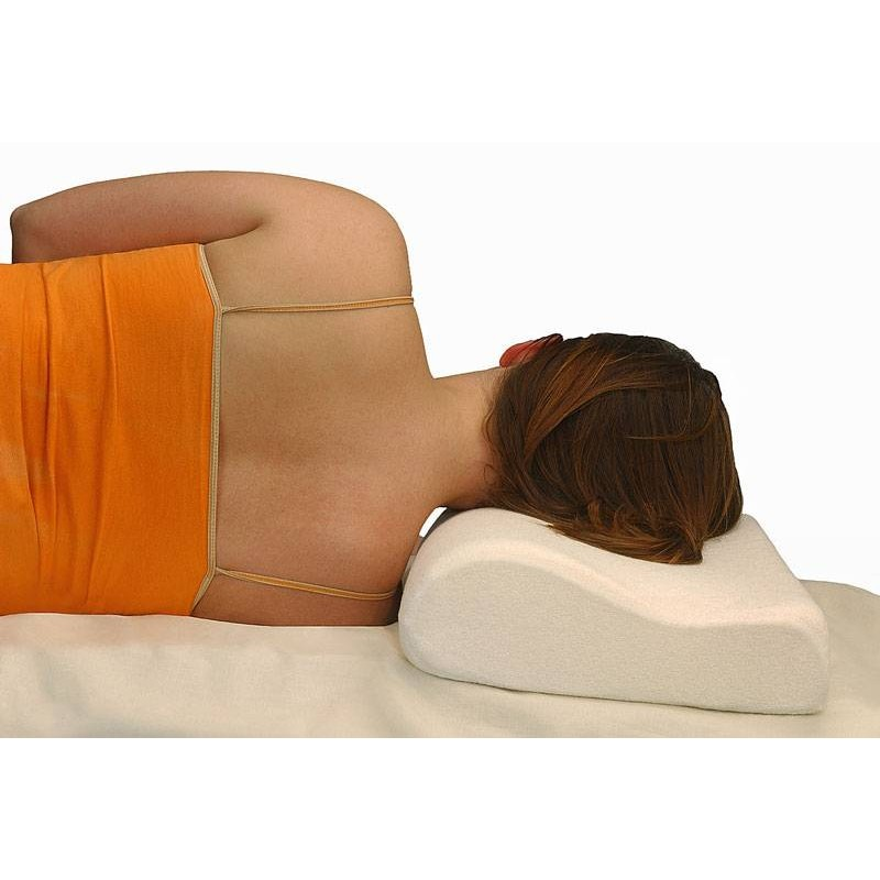 Какая ортопедическая подушка лучше всего при шейном остеохондрозе позвоночника: разновидности и цена