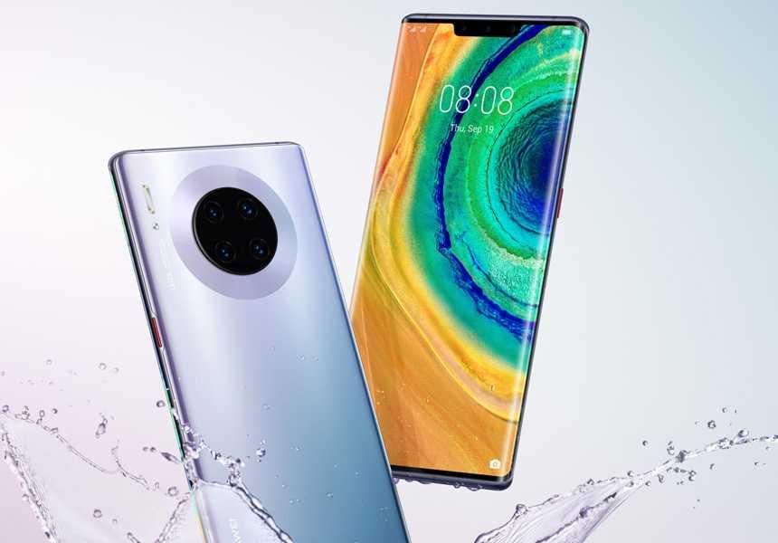 Huawei привезла в россию топовый смартфон с искалеченным android для фанатов - cnews