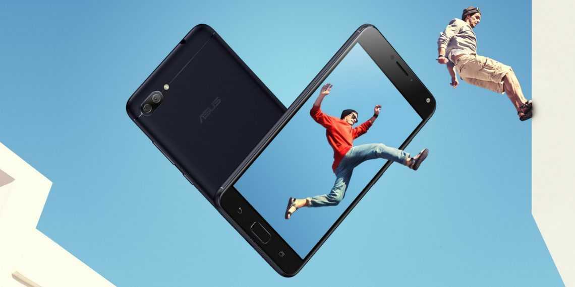 Краткий обзор двух смартфонов asus, представленных на выставке mwc 2018