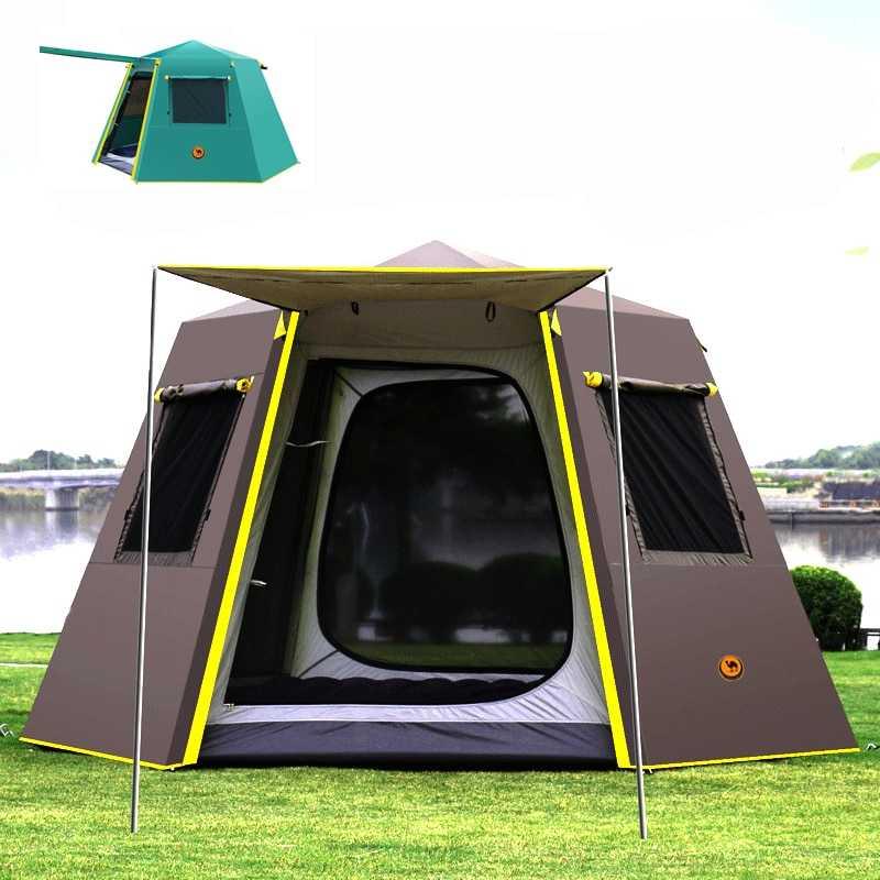 Выбираем лучшие туристические  палатки для комфортного похода на 2020 год