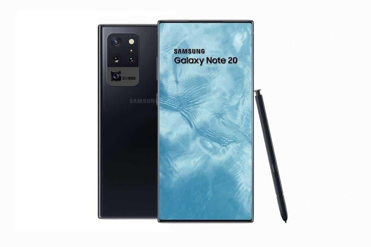 Samsung готовит к выходу флагманский смартфон s21 ultra с камерой небывалых размеров. видео