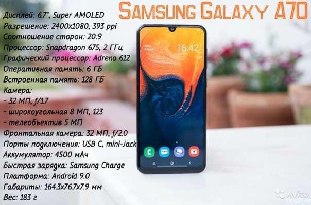 Samsung galaxy a-серия