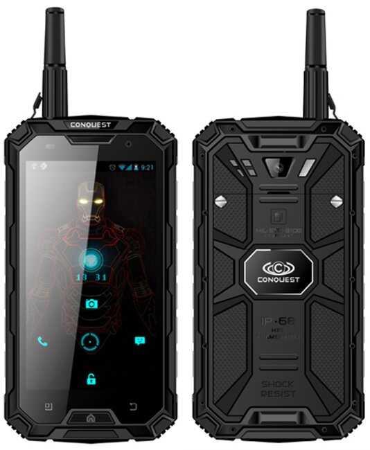 Экс-«дочка» siemens выпускает неубиваемый смартфон с огромным аккумулятором. цена - cnews