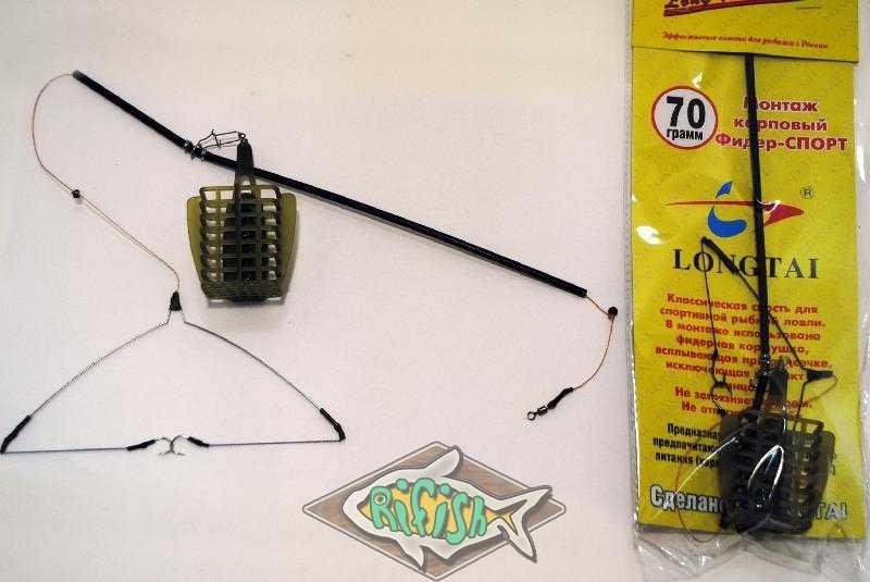 Прочитайте в статье информацию на счет покупки фидера Оцените полезные советы по выбору устройства для новичка в рыбной ловле