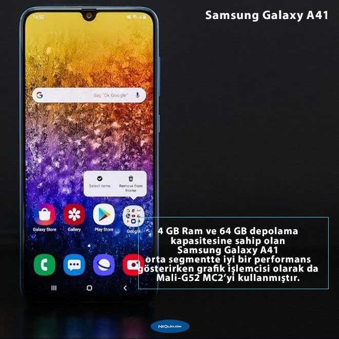 Обзор samsung galaxy a41 — хороший смартфон, который не нужно покупать