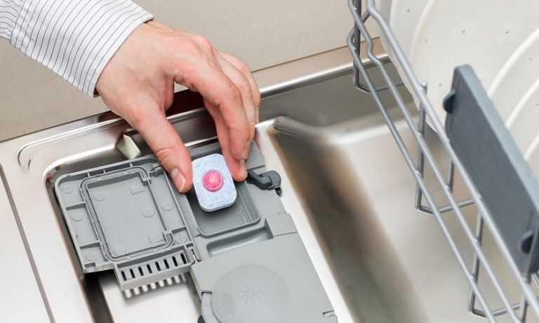 Капитальная чистка посудомоечной машины за 7 шагов