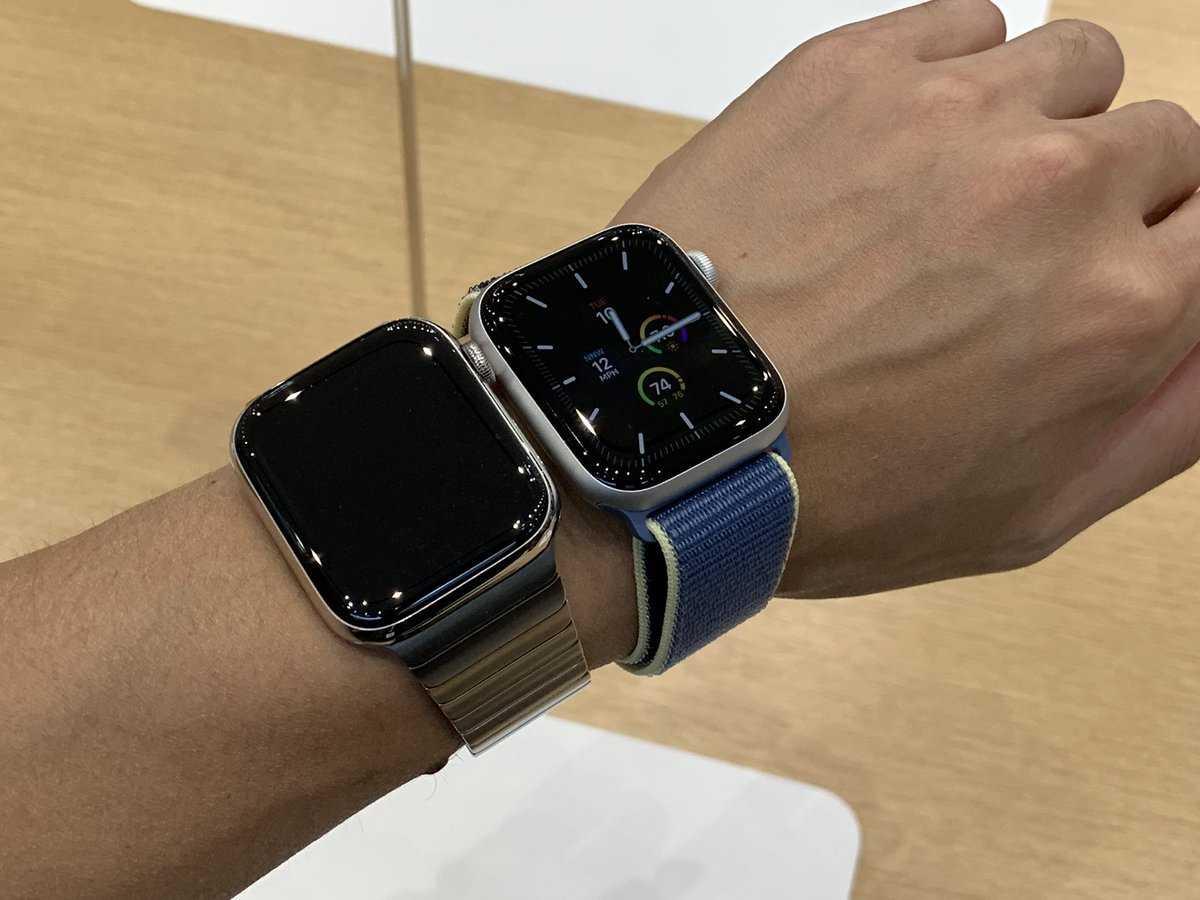 Какие apple watch выбрать в 2020 году: series 6, series 3 или se | appleinsider.ru