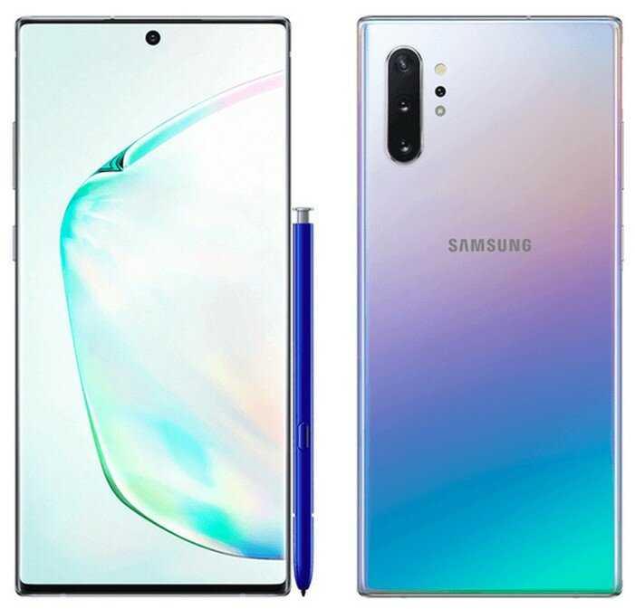 Samsung galaxy note 10 все технические подробности | сайт про смартфоны