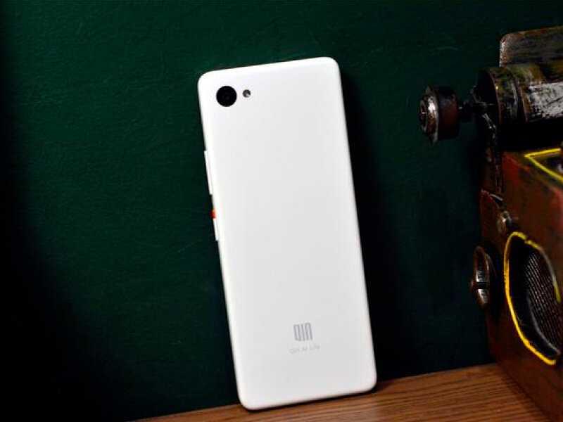 Длинный и очень дешёвый. обзор смартфона-звонилки xiaomi qin2pro