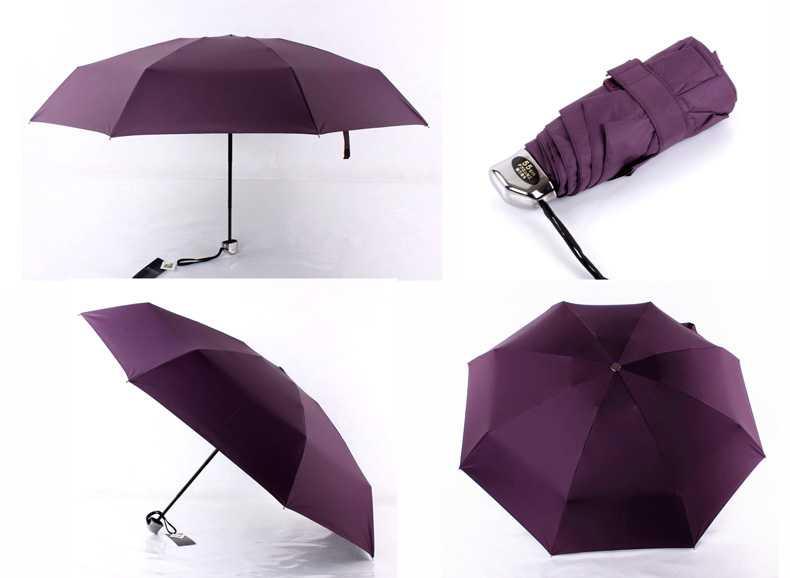 Правила выбора мужского зонта