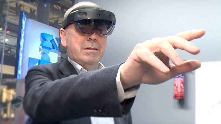 Очки дополненной реальности hololens от microsoft: первые впечатления