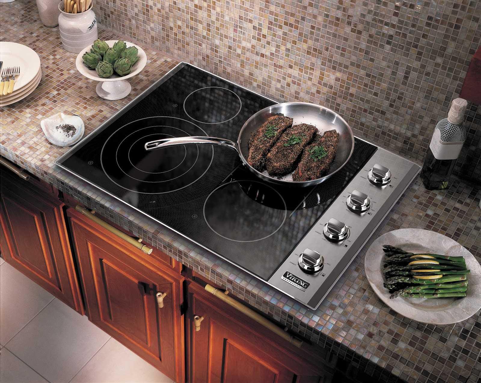 Как выбрать электрическую плиту для кухни - разновидности и схема устройства, преимущества и недостатки