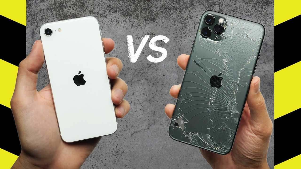 Сравнение iphone 11 и iphone xr — обзор и отличия двух смартфонов