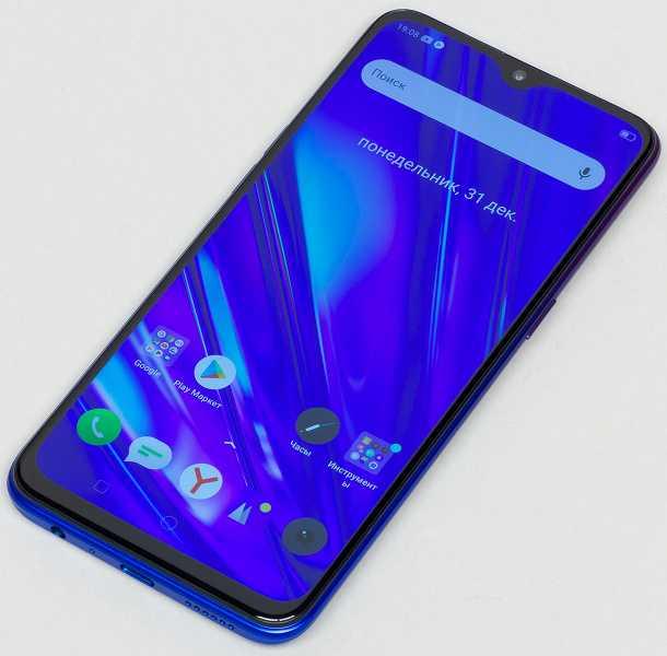 Обзор смартфона realme 7 pro: не вместо, а вместе