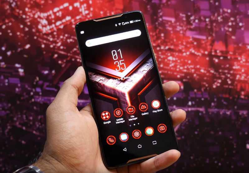 В этом году компания Asus задала темп в развитии игровых девайсов Тому подтверждением является презентация ROG Phone III намеченная на лето Точная дата презентации