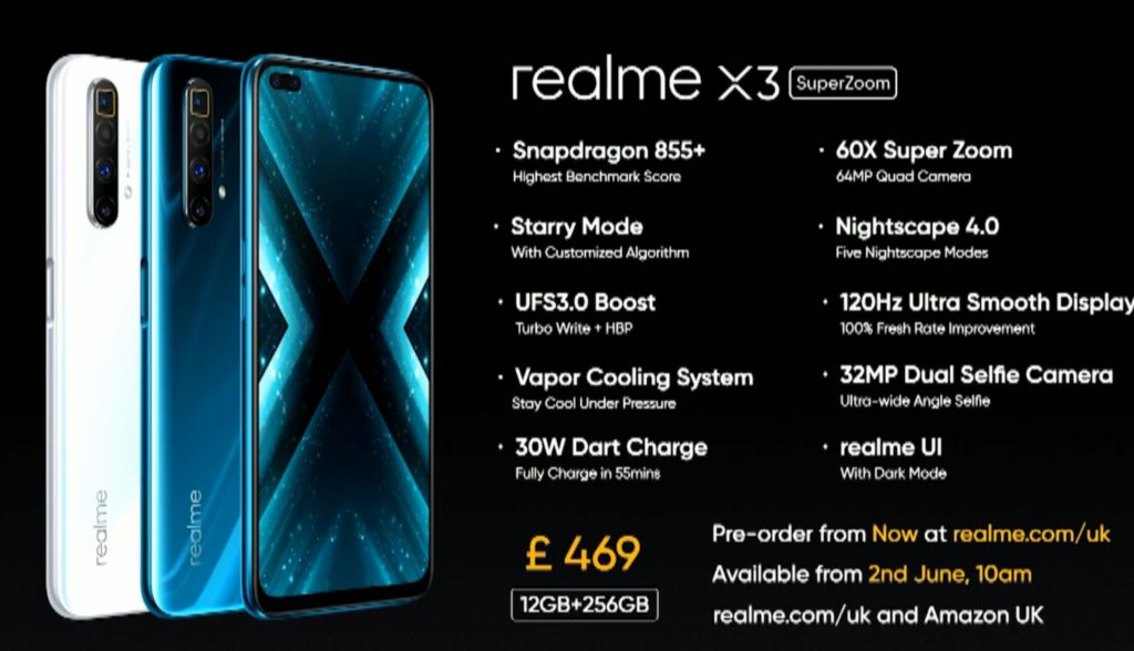 Сравнение realme x3 superzoom и oneplus 8 - что лучше? devicesdb