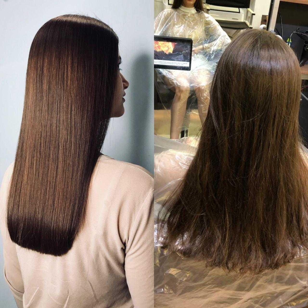 Как правильно выпрямлять волосы – народные средства и профессиональные процедуры