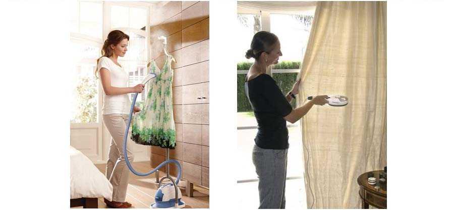 """Как выбрать отпариватель для одежды: ручной или напольный? — журнал """"рутвет"""""""