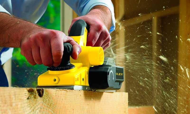 Как выбрать электрорубанок - для дома и дачи, цена и другие критерии, отзывы