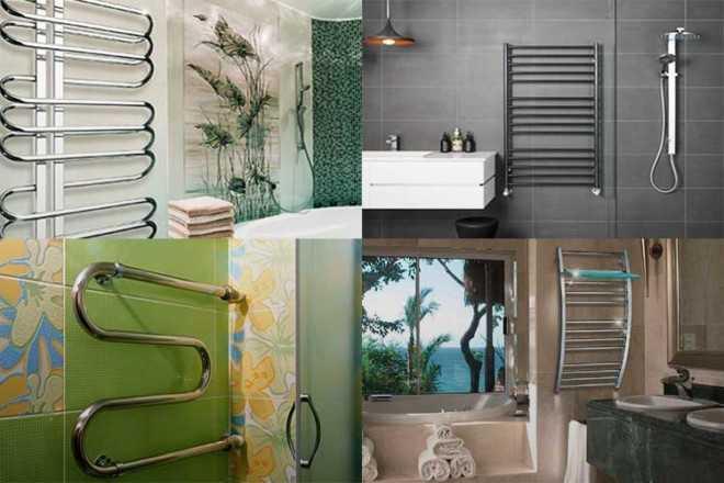 Полотенцесушитель электрический: какой лучше для ванной   советы специалистов