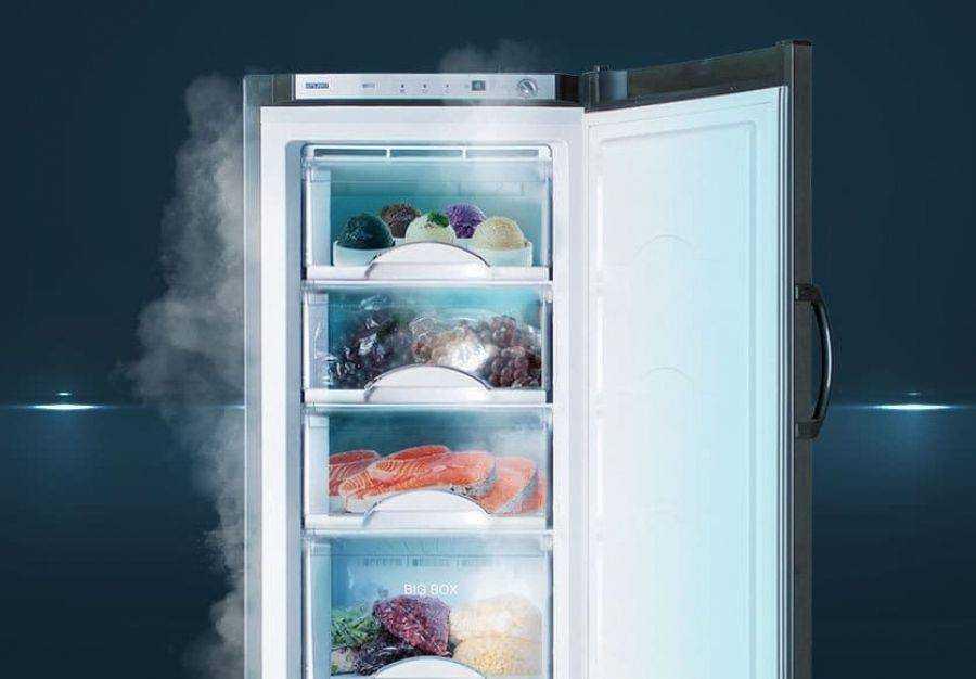 Как выбрать хорошую морозильную камеру?