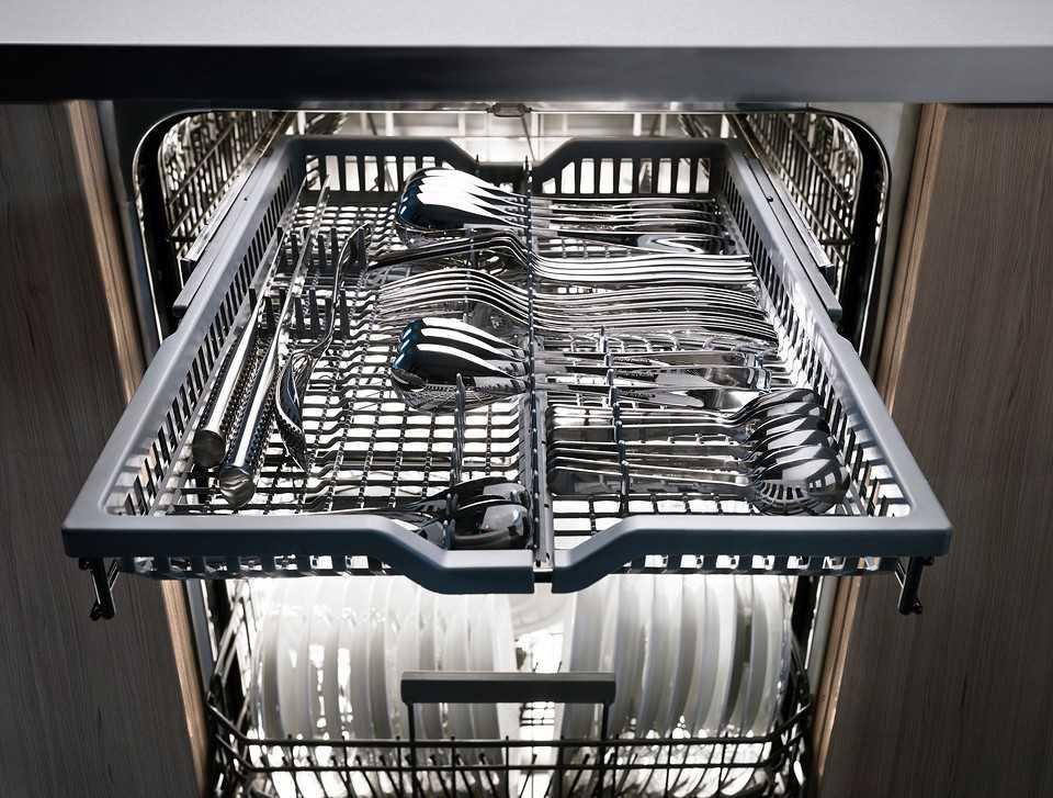 Как почистить посудомоечную машину в домашних условиях от жира и накипи