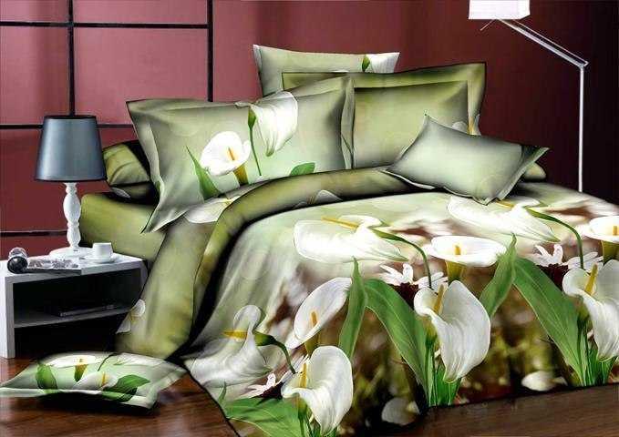 Как выбрать постельное белье: виды тканей и другие характеристики
