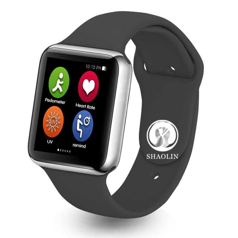 Обзор умных часов smart watch a1: внешне как apple, внутри - китаец