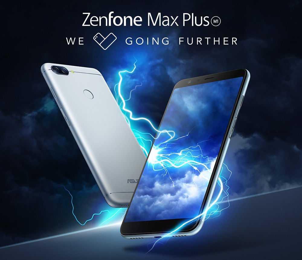 Обзор asus zenfone max (m2)