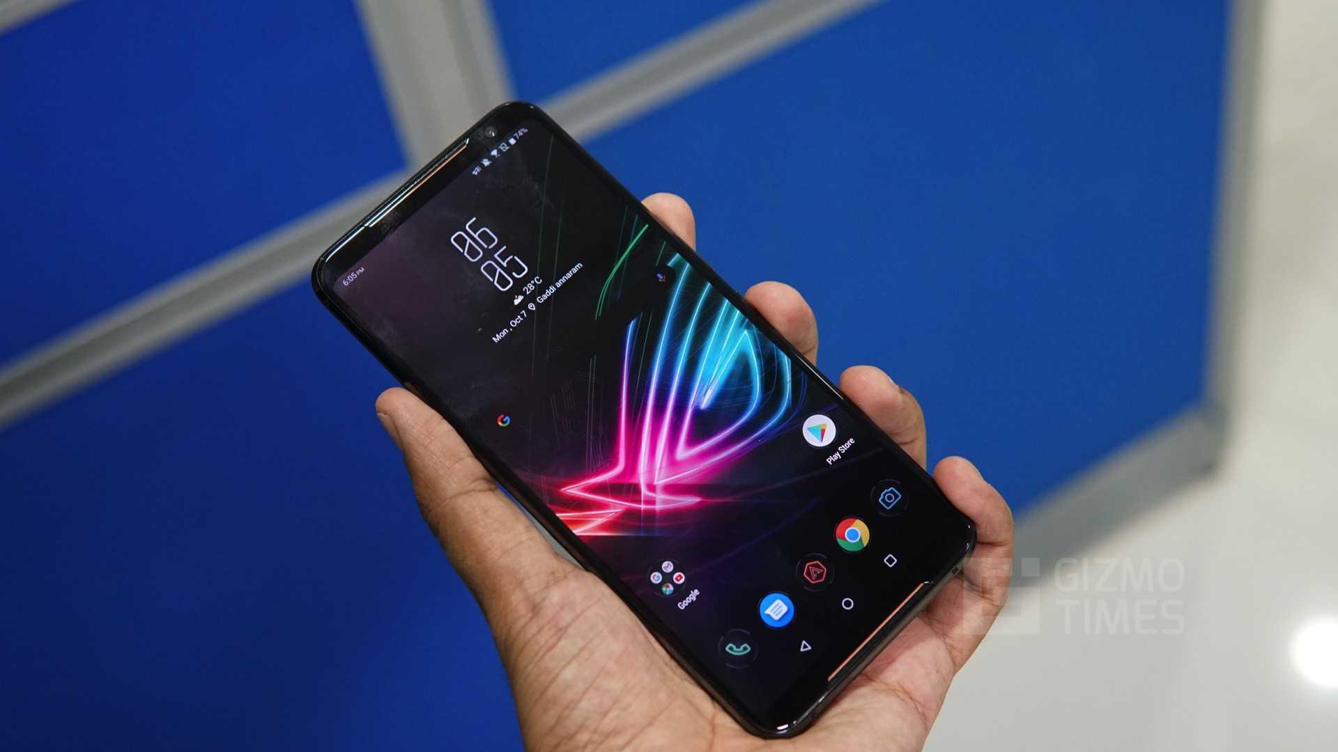 Названы самые мощные в мире смартфоны