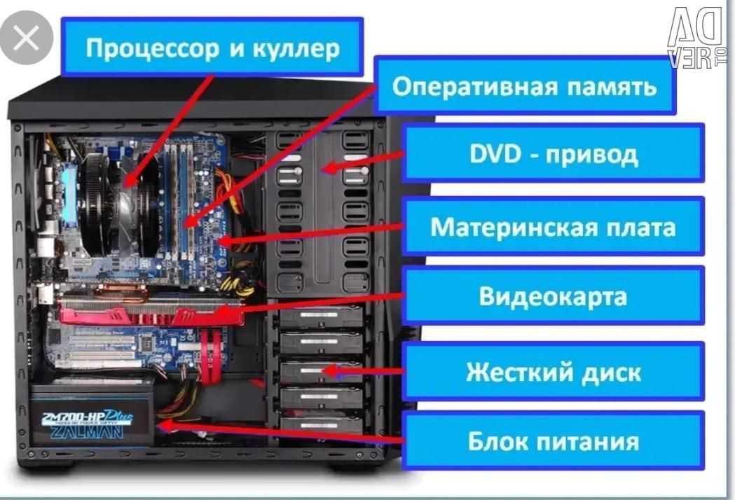 Выбор процессора для игр