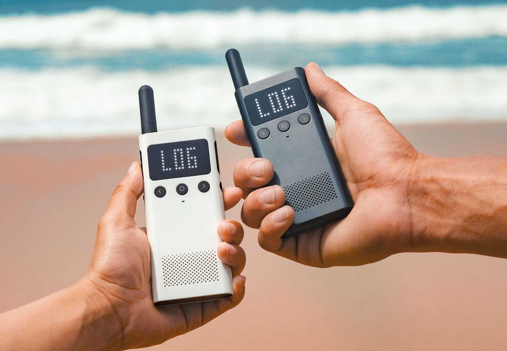 Представлен xiaomi mi walkie talkie lite: самая дешевая рация из всех