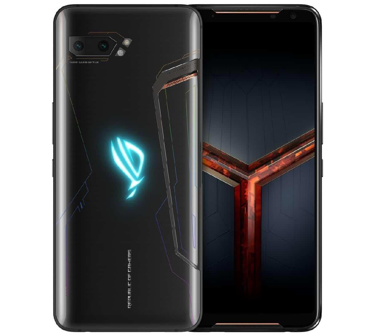 У меня новый игровой смартфон black shark от xiaomi. твой iphone тормоз
