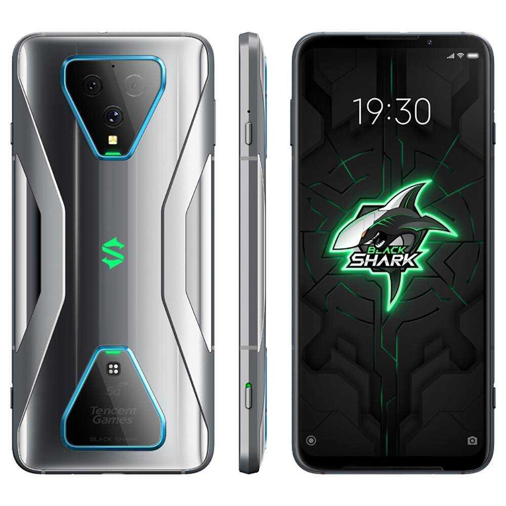 Пока это еще не официальная информация но уже есть основания полагать что версия Pro ожидаемого флагманского игрового смартфона Black Shark 3 получит увеличенный экран