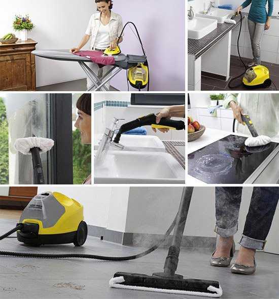 Парогенератор – бытовой прибор призванный осуществлять эффективную очистку поверхностей и гладить одежду за счет использования водяного пара под давлением Вдобавок