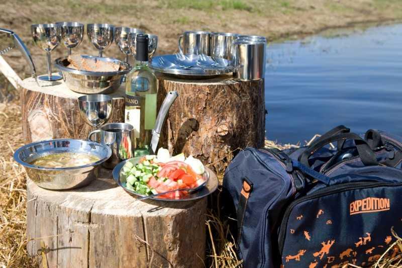 Как выбрать термос для горячего, на рыбалку, охоту или в путешествие
