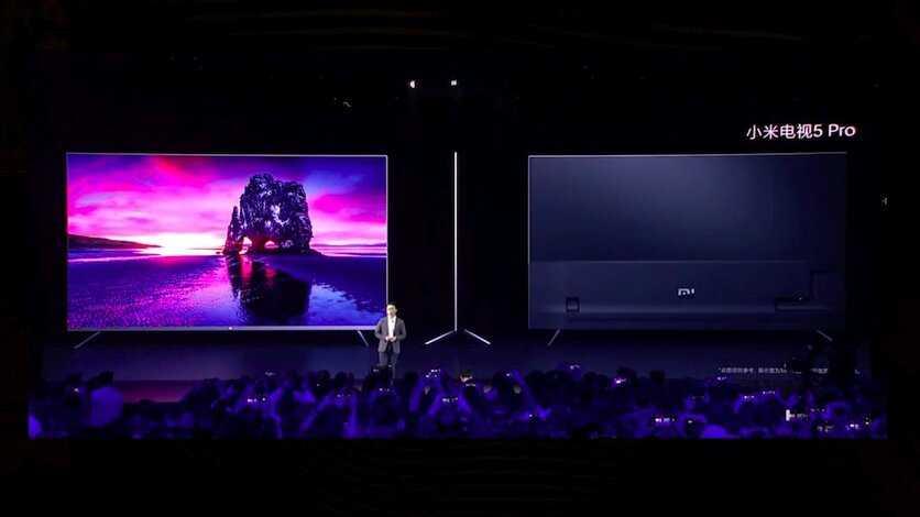 Xiaomi завалит рынок дешевыми oled-телевизорами - cnews