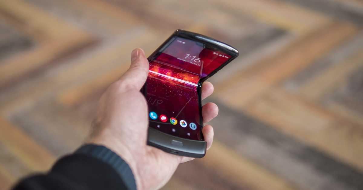 Складной смартфон от motorola будет уметь кое-что необычное - androidinsider.ru