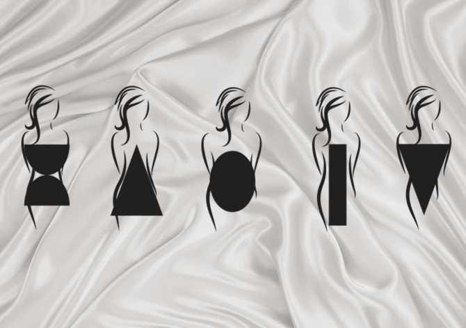 Как выбрать свадебное платье по типу фигуры: 16 свежих идей
