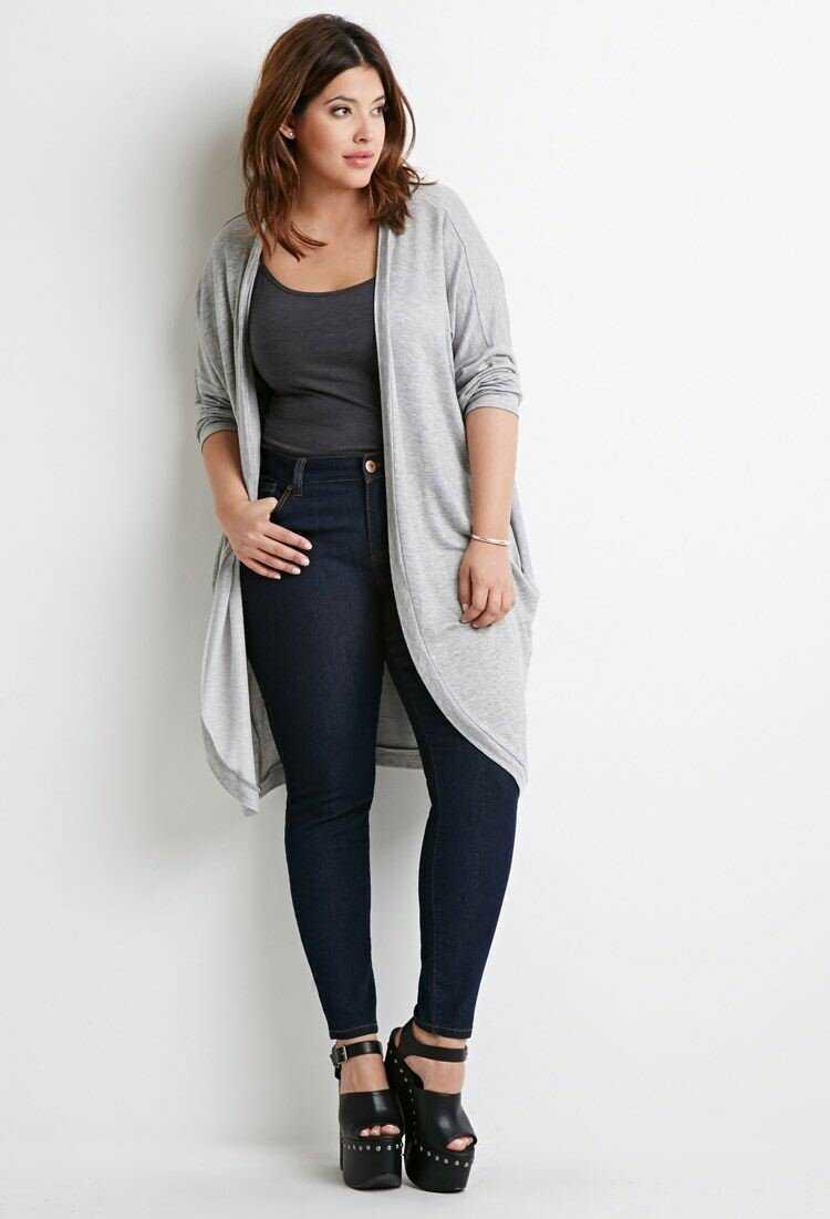Как выбрать джинсы по типу фигуры, длине, посадке, размеру (фото)