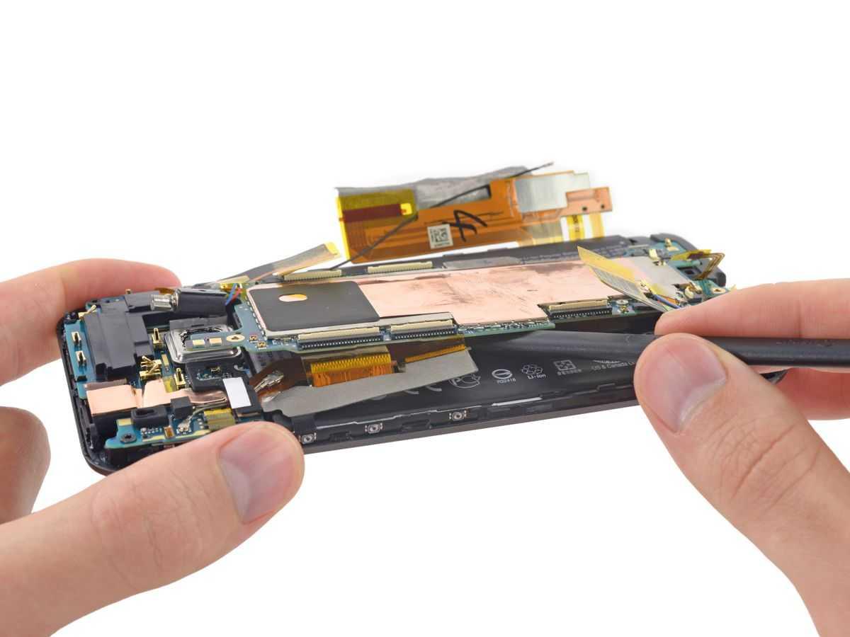 Самые легко ремонтируемые смартфоны