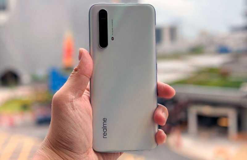Обзор смартфона realme x3 superzoom — i2hard