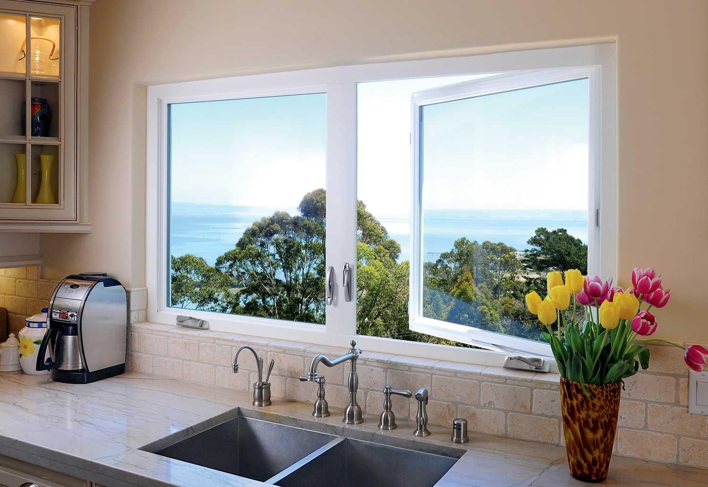 Какие окна лучше ставить в частный дом – пластиковые, деревянные или алюминиевые