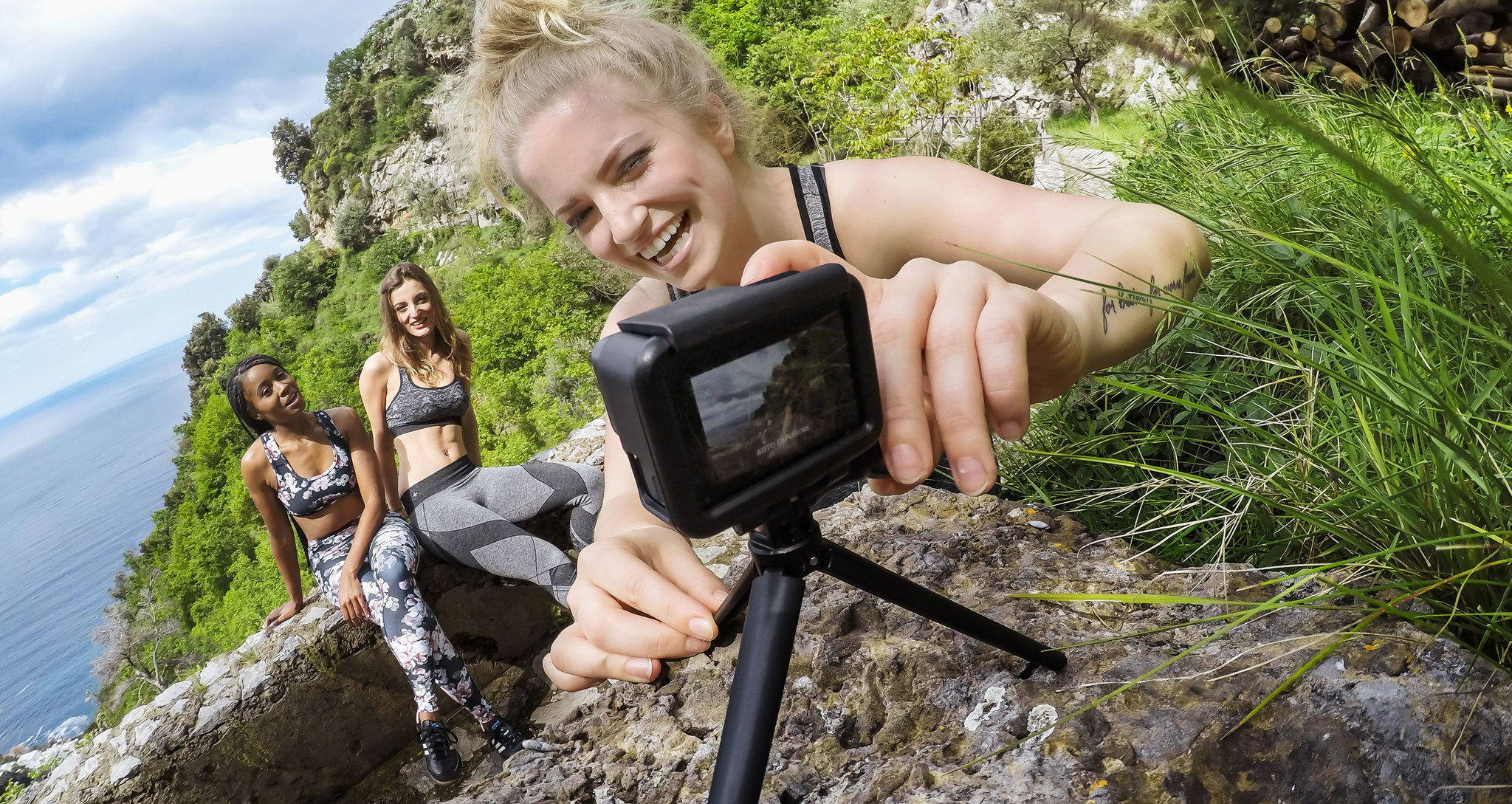 Экшн-камера: какую выбрать. лучшие экшн-камеры 2016: топ 10