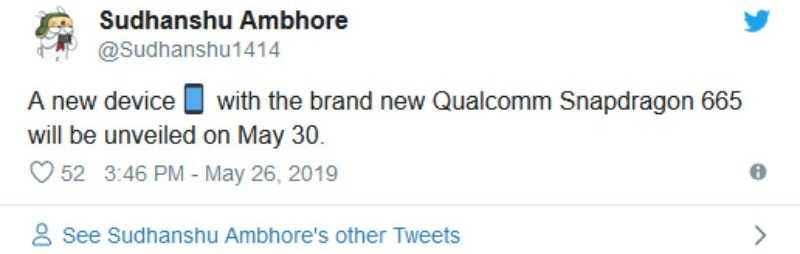 Известный индийский инсайдер по имени Судханшу Амбхоре которому удалось спрогнозировать огромное количество сбывшихся анонсов вновь поделился со своими подписчиками