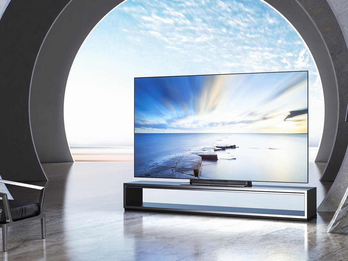 Xiaomi mi tv 5 pro обзор