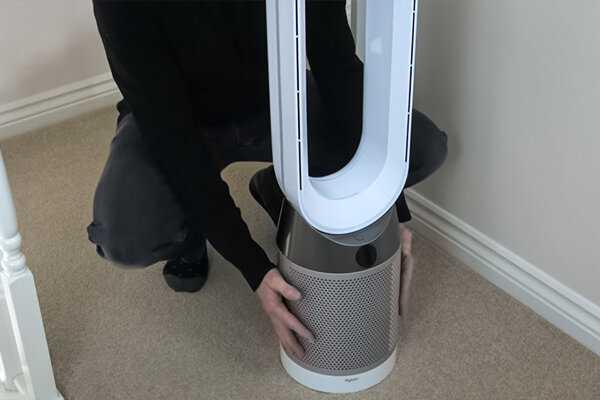 Воздухоочиститель dyson pure cool link - купить | цены | обзоры и тесты | отзывы | параметры и характеристики | инструкция